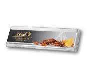 Lindt Silver Dark Orange Almonds 300g