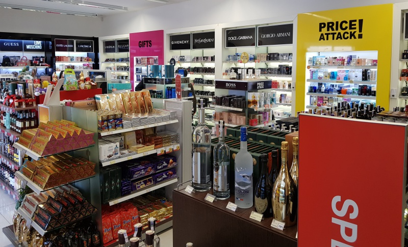 Travel FREE Shop Bourgas Port